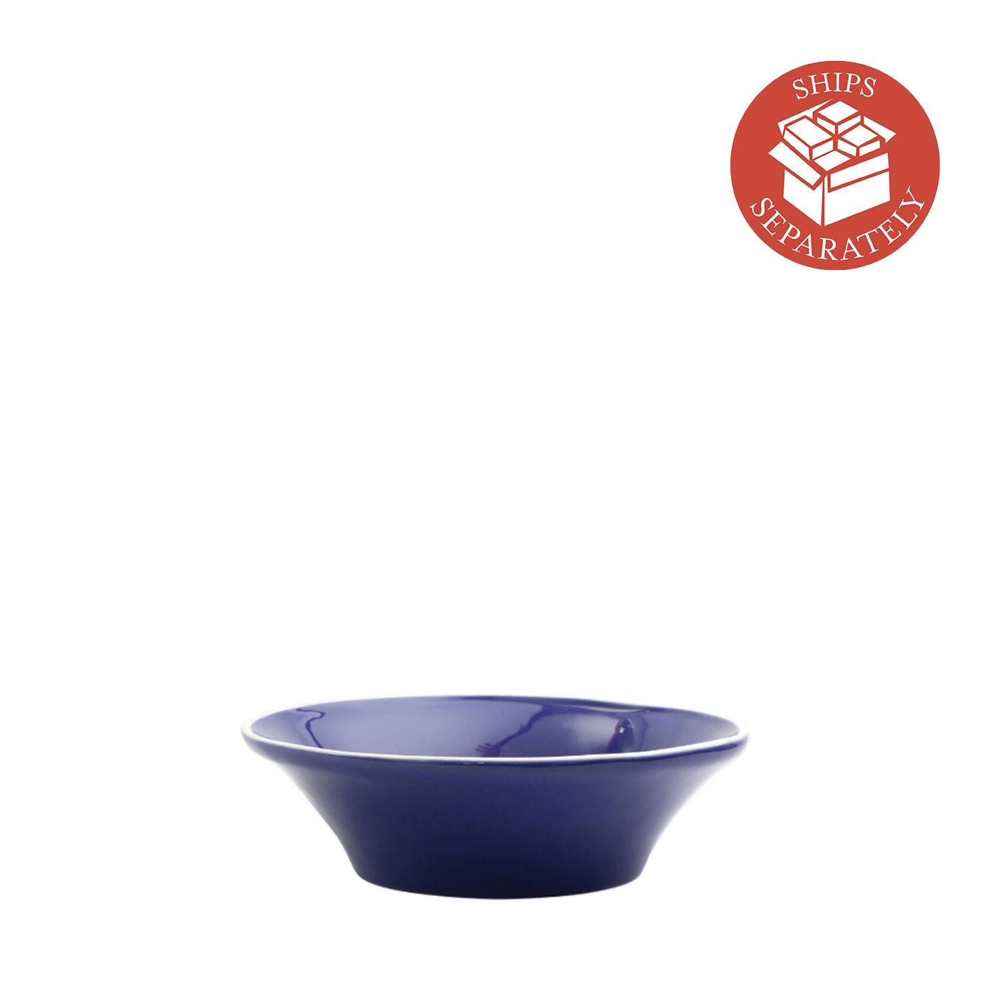 Chroma Blue Cereal Bowl - Vietri   Eataly.com