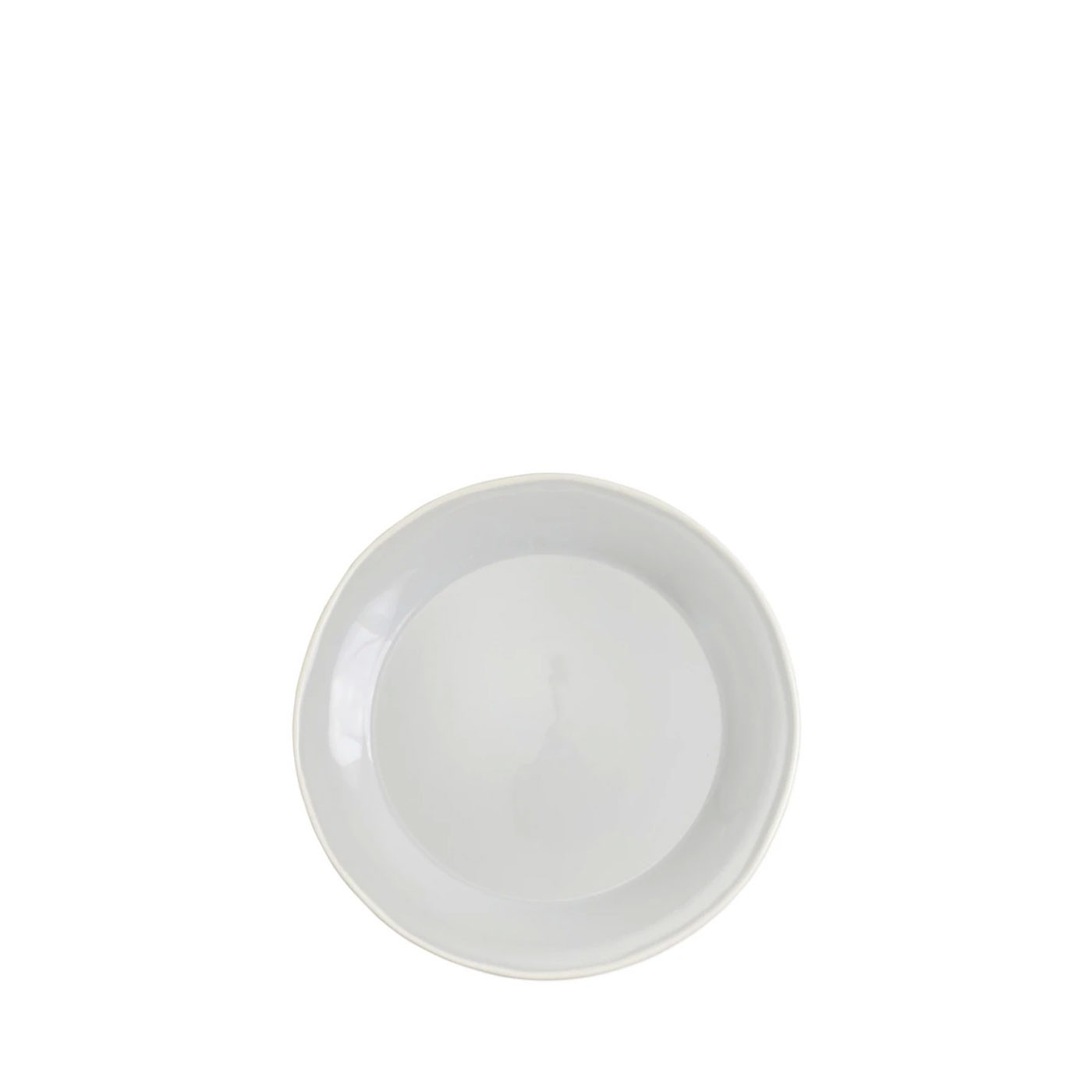 Chroma Light Gray Salad Plate