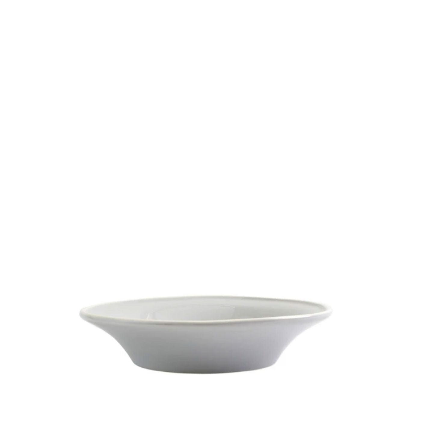 Chroma Light Gray Pasta Bowl