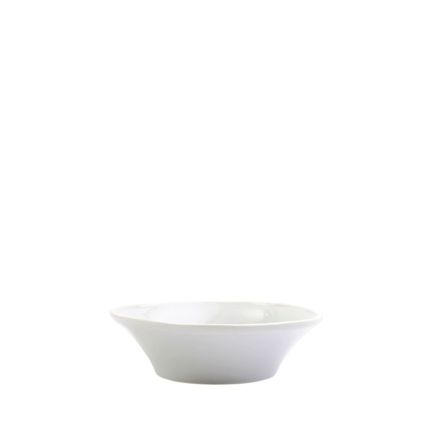 Chroma White Cereal Bowl