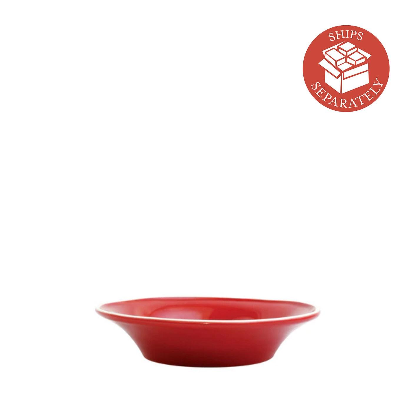 Chroma Red Bowl - Vietri   Eataly.com
