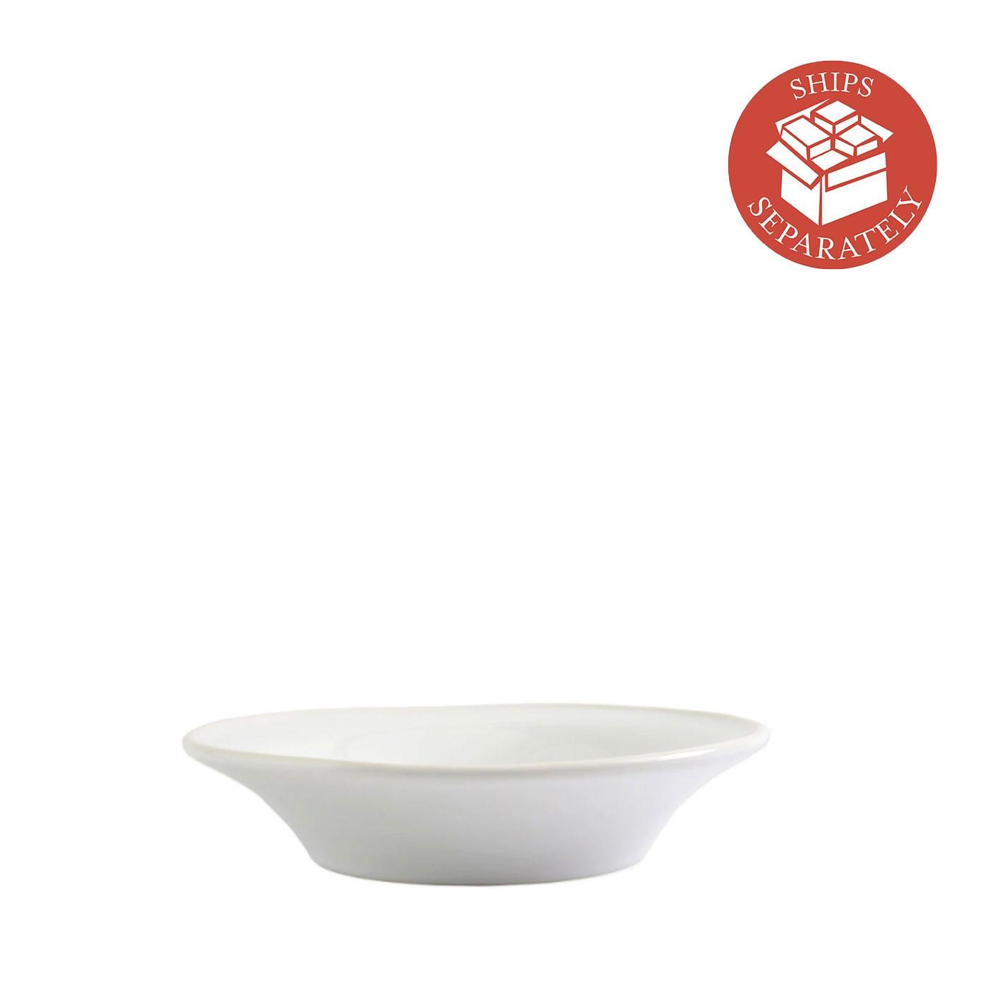 Chroma White Pasta Bowl - Vietri | Eataly.com