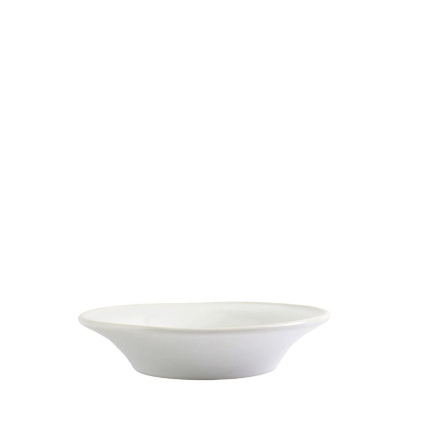 Chroma White Pasta Bowl