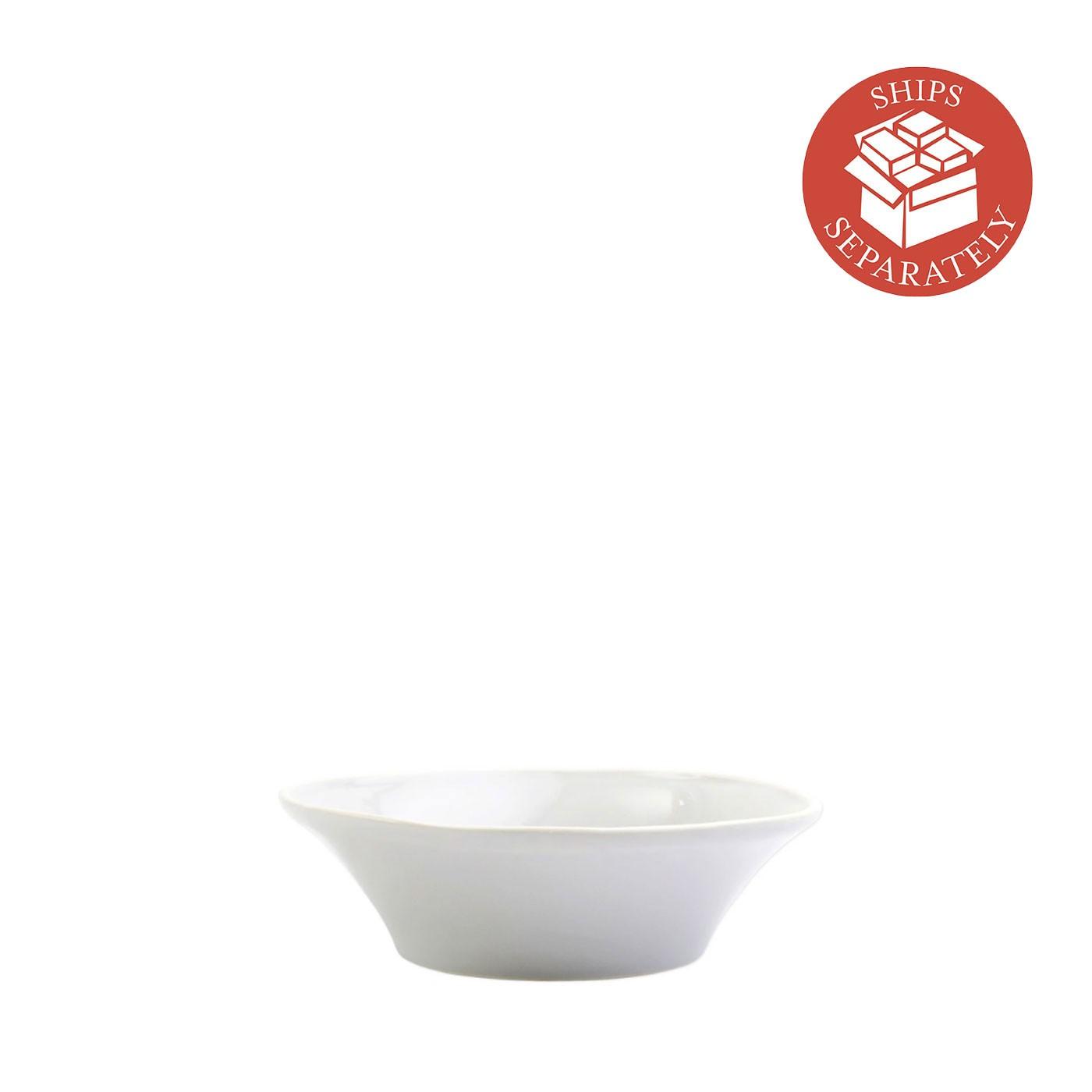 Chroma White Bowl - Vietri   Eataly.com