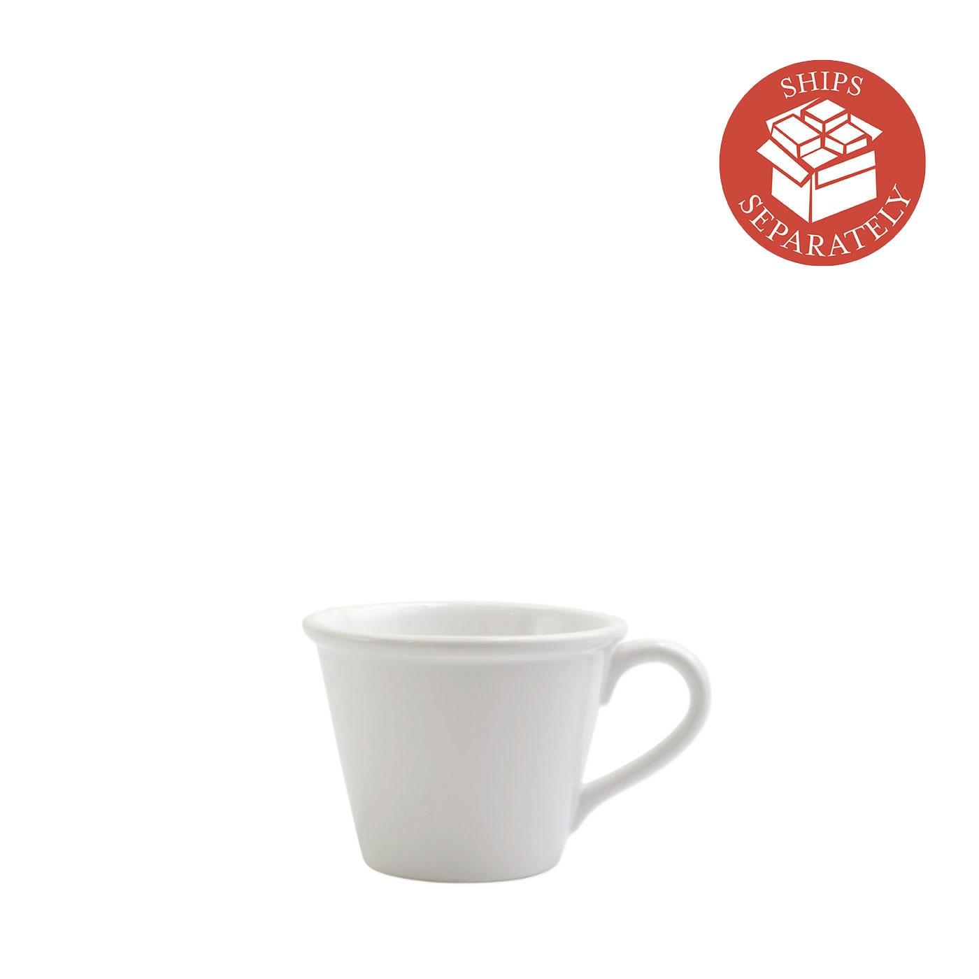 Chroma Light Gray Mug - Vietri | Eataly.com