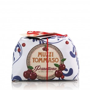Amarena Cherry Panettone 17.6 oz