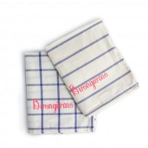Eataly Buongiorno Cotton Towel Set