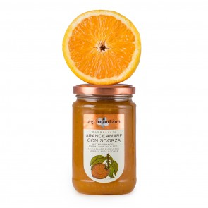 Orange Jam with Peel 12.3 oz