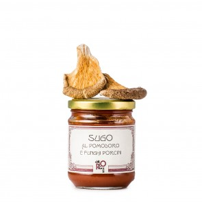 Mushroom and Tomato Sauce 6.3 oz