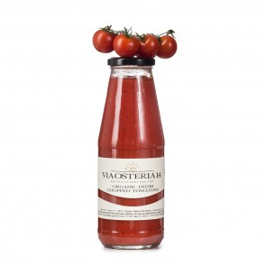 Organic Chopped Tomatoes 24 oz