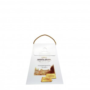 Milk Chocolate and Hazelnut Gianduiotti 6.3 oz