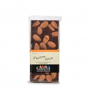 Dark Chocolate with Almonds 3.5 oz
