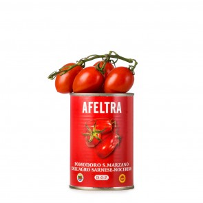 Peeled San Marzano Tomatoes 14 oz