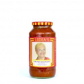 Chunky Eggplant Sauce 25 oz