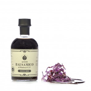 Aceto Modena Balsamic Vinegar of Modena IGP 'Nero' 8.45 oz
