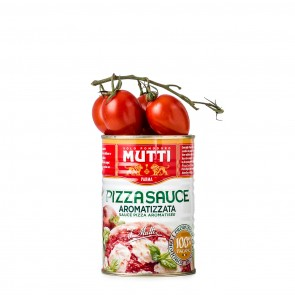 Aromatic Pizza Sauce with Spices 14 oz