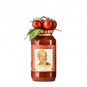 Tomato Basil Sauce 25 oz