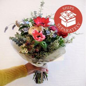 Hand-tied Flower Bouquet - 20 Stems