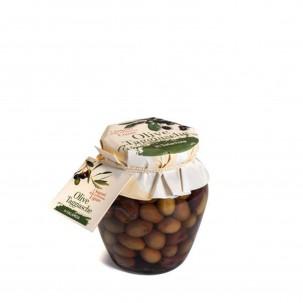 Taggiasca Olives in Brine 6.3 oz