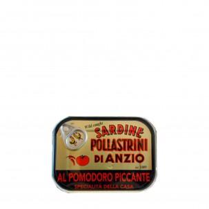 Sardines with Chili-Tomato Sauce 3.5 oz