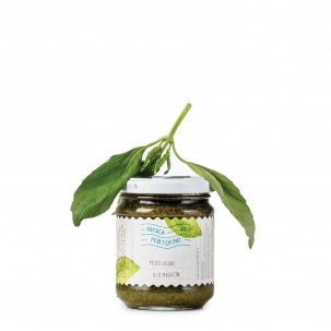Ligurian Pesto with Garlic 6.3 oz