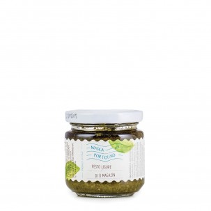 Ligurian Pesto with Garlic 2.82oz