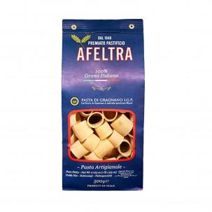 100% Italian Grain Mezzi Paccheri 17.6 oz - Afeltra