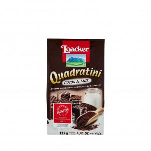 Cocoa-Milk Quadratini 4.4 oz