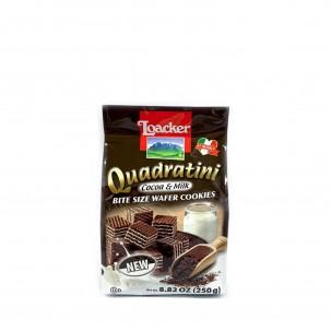 Cocoa and Milk Quadratini 8.8 oz