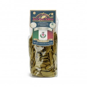 Foglie D'Ulivo Spinach Pasta 17.6 oz - Alta Valle Scrivia | Eataly.com