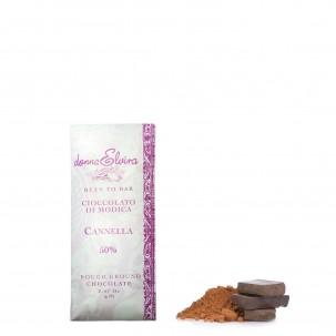 Modica Cinnamon Chocolate 2.47oz