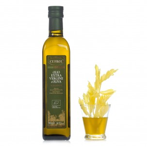 Organic Extra Virgin Olive Oil 17 oz