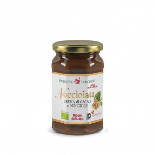 Milk Nocciolata 9 oz