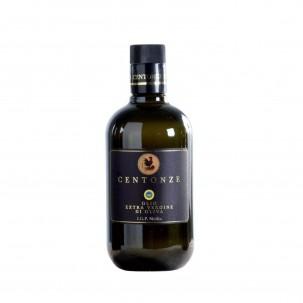 Organic Sicilia IGP Extra Virgin Olive Oil 16.9 oz - Antonino Centonze