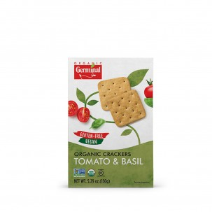 Tomato and Basil Crackers 5 oz