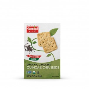 Chia Seed Crackers 5 oz