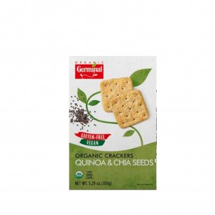 Chia Seed Crackers 5 oz