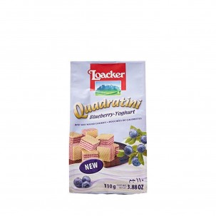Blueberry and Yogurt Quadratini 3.9 oz