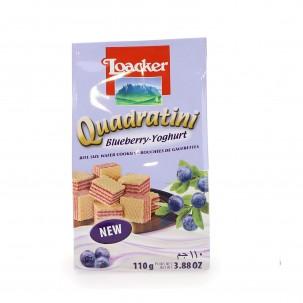 Blueberry and Yogurt Quadratini 3.9 oz