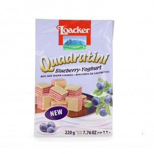 Blueberry and Yogurt Quadratini 7.7 oz
