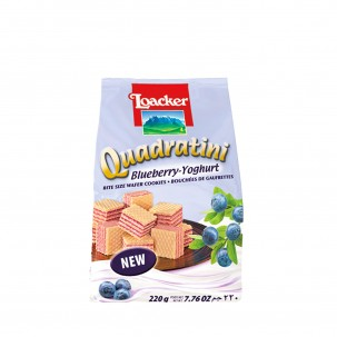 Blueberry and Yogurt Quadratini 7.7 oz
