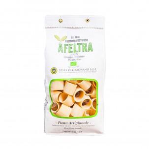 Organic Mezzi Paccheri 17.6 oz - Afeltra