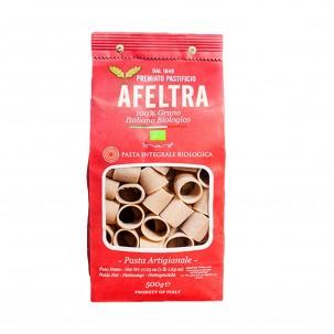 Organic Wholewheat Mezzi Paccheri 17.6 oz - Afeltra