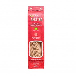 Organic Wholewheat Spaghettoni 17.6oz - Afeltra