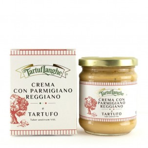 Parmigiano Reggiano and Truffle Cream Sauce 6.7oz