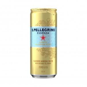 Essenza Lemon Sparkling Water 11.1 oz