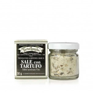 Grey Salt with Summer Truffle 1 oz