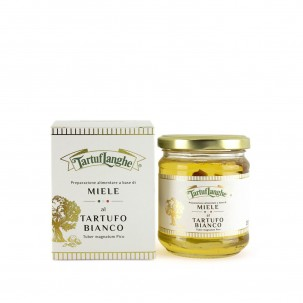 Acacia Honey with White Truffle Slices 9