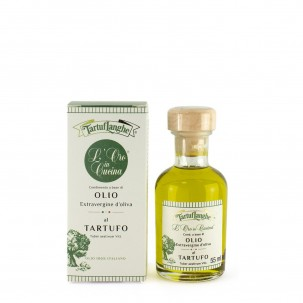 Organic Extra Virgin Olive Oil with White Truffles 1.7 oz