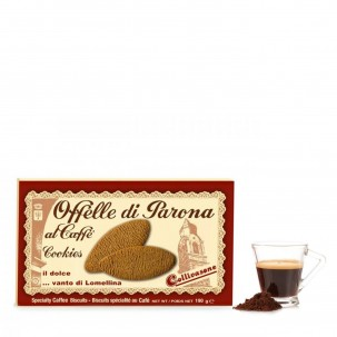 Coffee Offelle di Parona Cookies  6.71oz